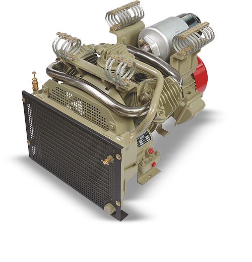 Railway Compressor RR-15070