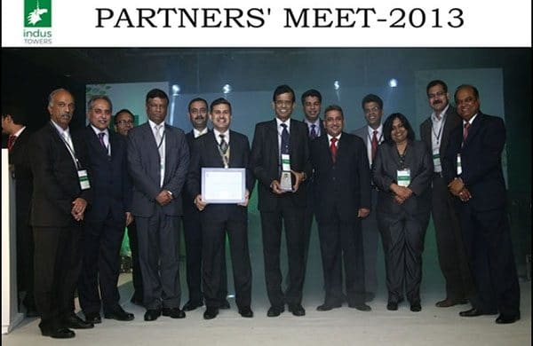 partners meet award