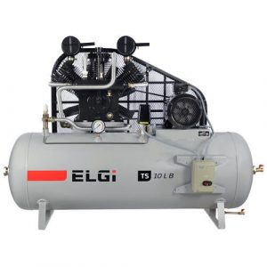 Rental oil free air compressor