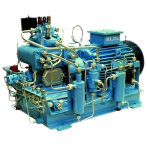 Elgi pressure reciprocating air compressor