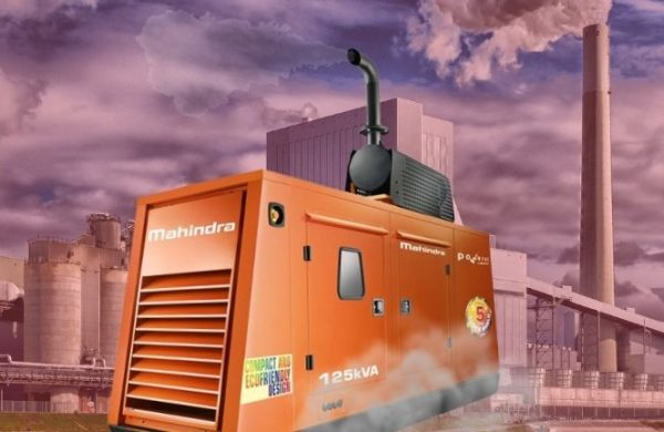 5 Reasons You Should Buy Mahindra Diesel Generators from Shaktiman